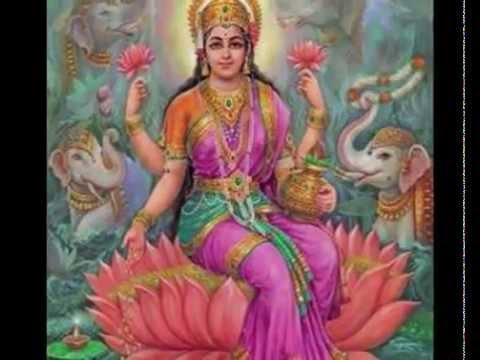 Maha Lakshmi SuktamYouTube