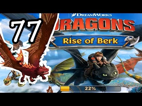 Toothless's Brother, Sand Wraith Titan - Dragons: Rise of Berk [Episode 77]