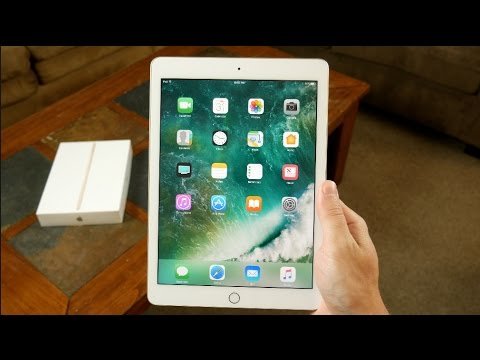 new 329 apple ipad 9 7 5th generation review youtube. Black Bedroom Furniture Sets. Home Design Ideas