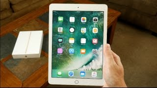 "New $329 Apple iPad 9.7"" (5th Generation) Review!"