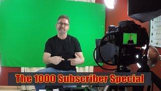 1000 Subscriber Speical