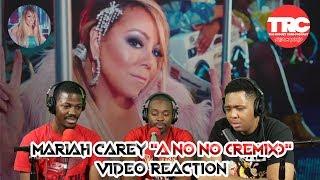 "Mariah Carey feat. Stefflon Don ""A No No"" Music Video Reaction"