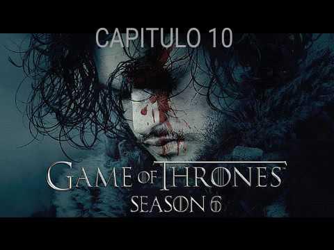 Descargar Juego De Tronos Temporada 6 Capitulo 10 Español Latino Youtube