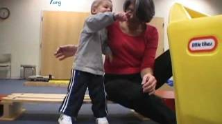 Pediatric Physical Therapy for Children with Developmental Issues: Josh's story