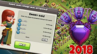 Th12 Trophy Farming Base 2018 w/PROOF | Best Town Hall 12 Defense Base 2018 | Anti 2 Star