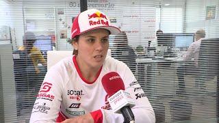 """Laia Sanz:""""Después de este Dakar me dan ganas de cambiar a coches"""""""