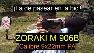 (Traumática) Zoraki M 906B -Calibre 9x22mm PA