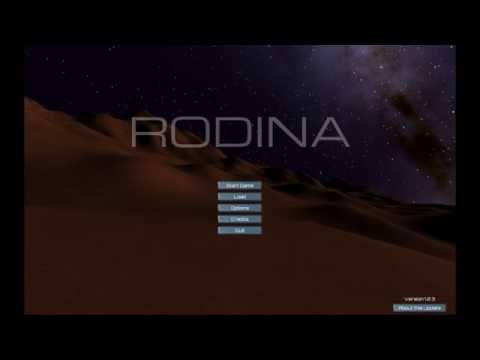 Rodina - PC - Exploring Space #1