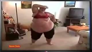Толстяки жгут!!! Улётное видео!!! Жесть!