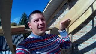 видео Стропильная система двухскатной крыши – расчет, монтаж, установка стропил своими руками