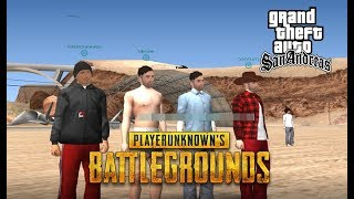 GTA MTA PUBG | BATTLEGROUNDS /  NOVO SERVIDOR TESTE
