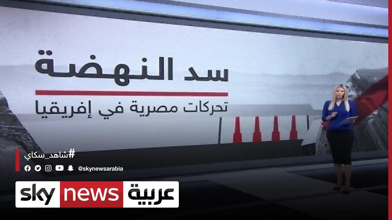 سد النهضة.. تحركات مصرية في إفريقيا  - نشر قبل 36 دقيقة