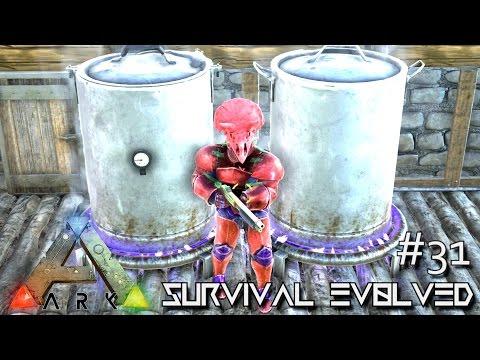 ARK: Survival Evolved - INDUSTRIAL COOKER & GREEN HOUSE !!! - SEASON 3 [S3 E31] (Gameplay)