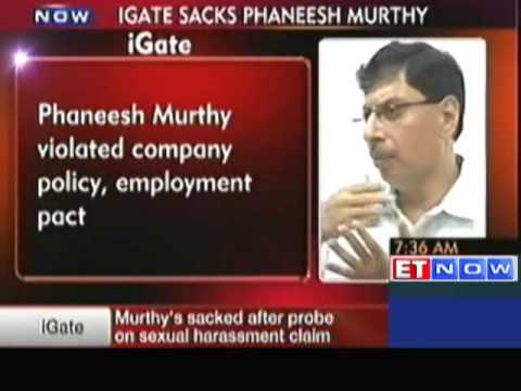 phaneesh murthy sexual harassment