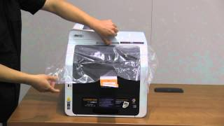 Unboxing the Brother MFC-9330CDW