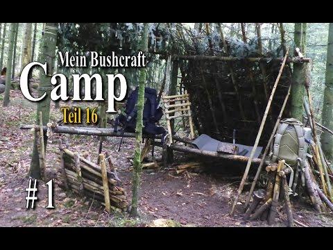 Bushcraft Camp #016 (1) HD Bushcraft Survival Outdoor Video Film