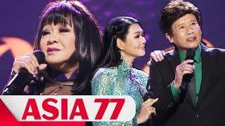 Liveshow ASIA 77 - P2 | Hà Thanh Xuân, Hoàng Oanh, Tuấn Vũ | Ca Nhạc Hải Ngoại Hay Nhất