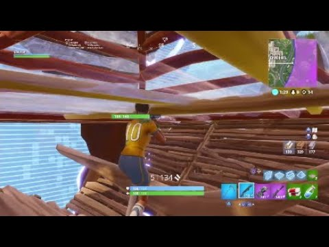 20 Kill Solo On Console (Reaper Pickaxe Gameplay)