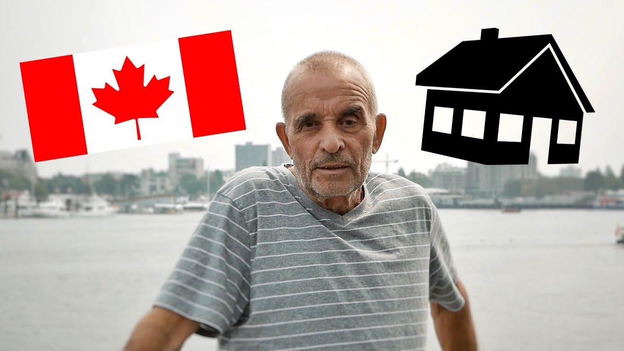 ПОСТРОИТЬ ДОМ В КАНАДЕ - Интервью с человеком который СТРОИЛ дома ВСЮ свою ЖИЗНЬ