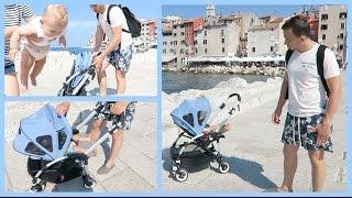 видео детские коляски Bugaboo