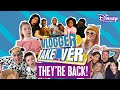 Vlogger Takeover | THEY'RE BACK 😍 | Disney Channel UK