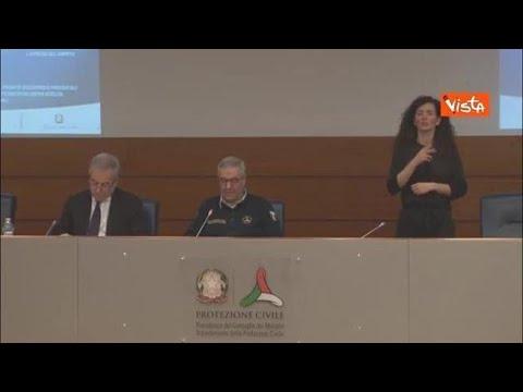 Coronavirus, Borrelli: «349 morti accertate oggi»