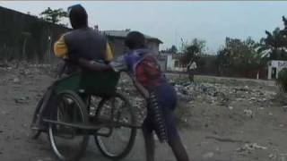 "Staff Benda Bilili -  ""Polio"""