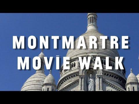 Paris the Local Way: Montmartre Movie Walk