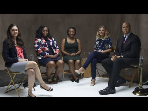 Parenting From Behind Bars with Senator Cory Booker | Women and Prison