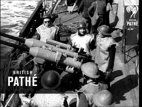 Free French Navy - May 1941 (1941)
