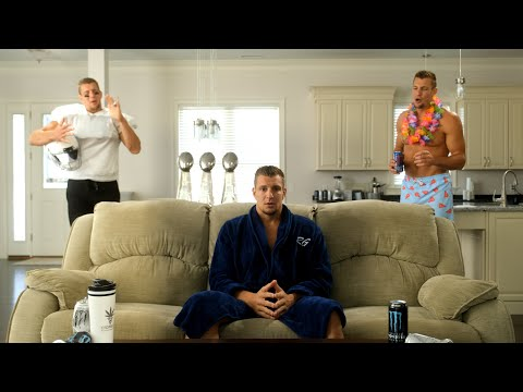 Gronk Beach Big Game Weekend (Official Trailer)