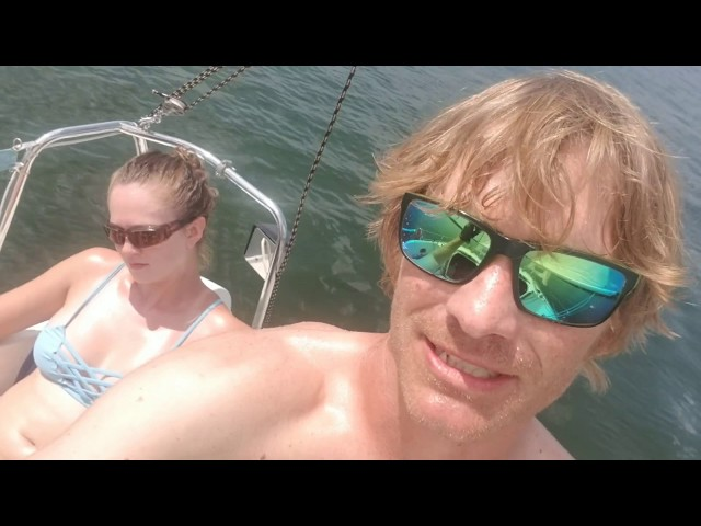 barefoot sailing adventures video, barefoot sailing