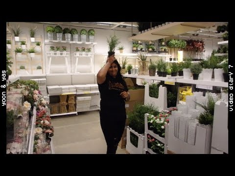 DIY PALLET BED & FUN IN DE IKEA | YOON & YAS VIDEO DIARY #7