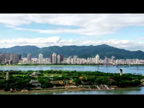 Wenzhou City Video for Oct 14