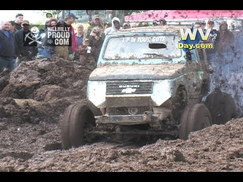 Mud Bog #5 Awesome Acres 5-12-13 Carroll, OH