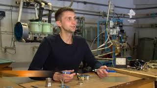 Молодой ученый ВГСХА Дмитрий Кривогузов