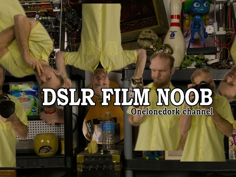 Canon Mini X, Ninja Inferno, 6d mark II and more. DSLR FILM NOOB Podcast EP 131