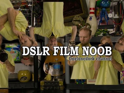 Canon Mini X, Ninja Inferno, 6d mark II and more. DSLR FILM NOOB Podcast EP 131