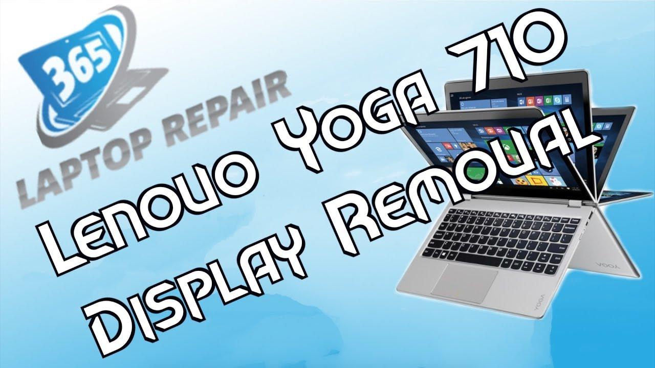 Lenovo Yoga 710 11 Laptop Repair Services