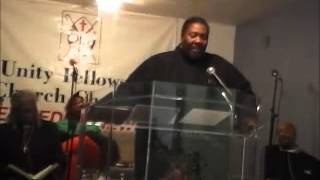 Sunday Feb 25, 2015 message - Deacon Tracey Jackson