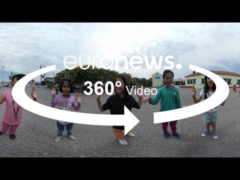 برنامج لدعم تعليم للاطفال اللاجئين في اليونان  - 20:21-2017 / 6 / 26