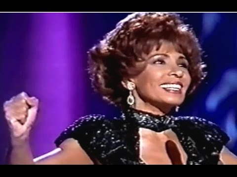 Shirley Bassey - Try A Little Tenderness (1997 TV Special)