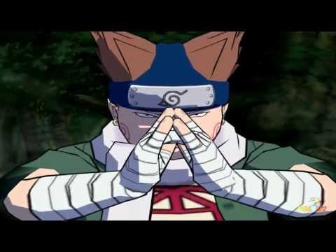 Naruto: Gekitou Ninja Taisen 4 - All Specials (720p)
