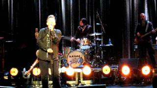 kd lang RFH London A Sleep With No Dreaming June 3rd 2011