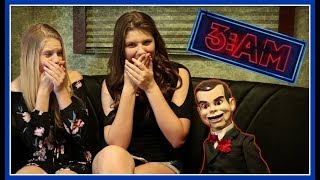 DON'T INTERVIEW SLAPPY AT 3AM || GOOSEBUMPS 2: HAUNTED HALLOWEEN || Taylor and Vanessa