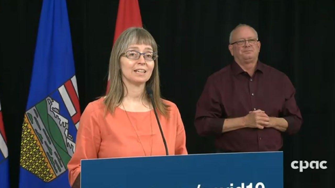 Alberta Update On Covid 19 June 25 2020 Youtube