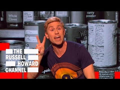 Why Squirrels Fear Brexit - The Russell Howard Hour