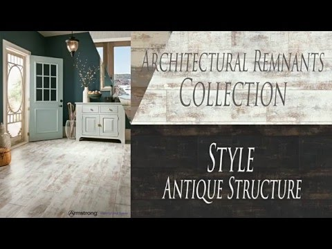 New Laminate Reclaimed Wood Looks From Armstrong Floors!