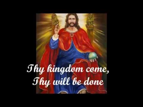Our Father who art in heaven- The Lord's Prayer in song