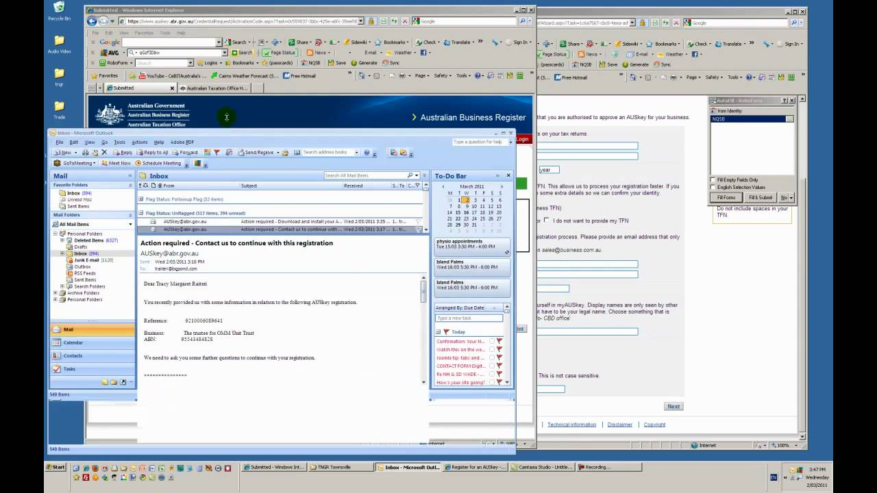 auskey software ato